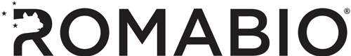 Romabio. logo
