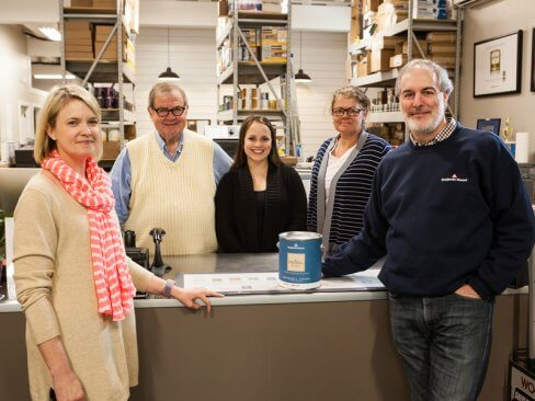 The Owners and Staff at Marketplace Paints