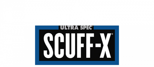 Benjamin Moore Scuff-x Logo