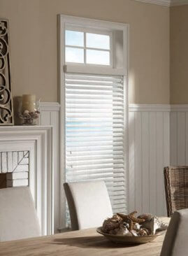 Pinnacle Blinds in a music kitchen