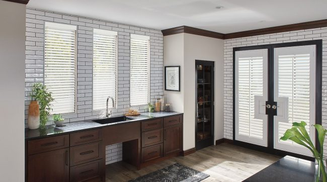 Graber Composite and Faux Wood Blinds